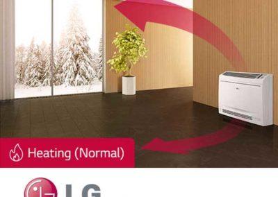 lg-console-vloerunit-binnenunit-verwarmen